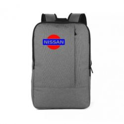 Рюкзак для ноутбука Logo Nissan - FatLine