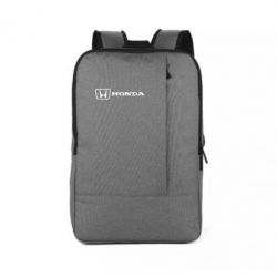 Рюкзак для ноутбука Логотип Honda - FatLine