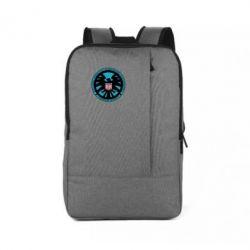 Рюкзак для ноутбука Логотип Щита - FatLine