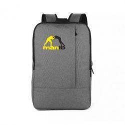 Рюкзак для ноутбука Manto