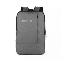 Рюкзак для ноутбука Mercedes-AMG (металлик) - FatLine