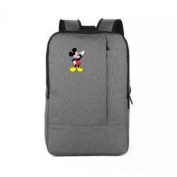 Рюкзак для ноутбука Микки Hello - FatLine