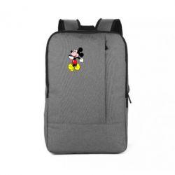 Рюкзак для ноутбука Микки шагает - FatLine