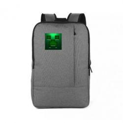 Рюкзак для ноутбука Minecraft Face - FatLine