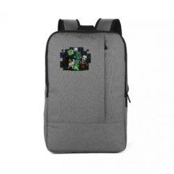 Рюкзак для ноутбука Minecraft Party - FatLine