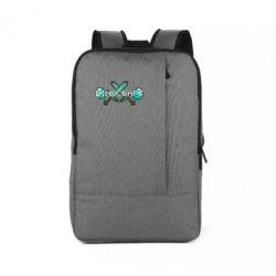 Рюкзак для ноутбука Minecraft - FatLine