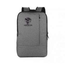 Рюкзак для ноутбука Monster Energy Череп - FatLine