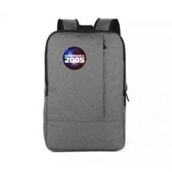 Рюкзак для ноутбука На земле с 2005 - FatLine