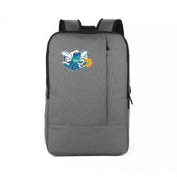 Рюкзак для ноутбука New Orleans Hornets Logo - FatLine