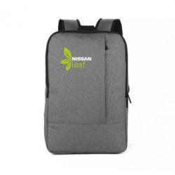 Рюкзак для ноутбука Nissa Leaf - FatLine
