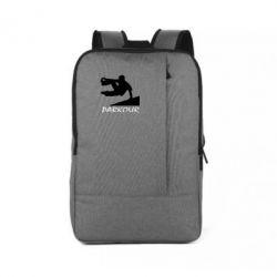 Рюкзак для ноутбука Parkour Run