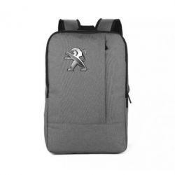 Рюкзак для ноутбука Peugeot Logo