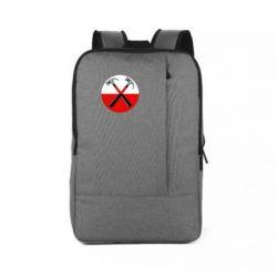 Рюкзак для ноутбука Pink Floyd Main Logo - FatLine