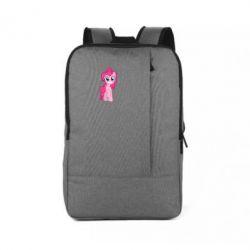 Рюкзак для ноутбука Pinkie Pie smile - FatLine