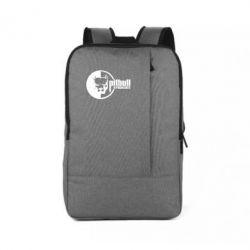 Рюкзак для ноутбука Питбуль Синдикат - FatLine