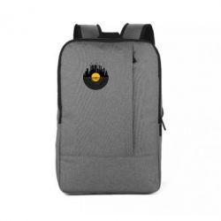 Рюкзак для ноутбука Пластинка - FatLine
