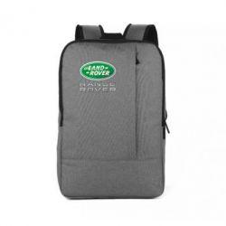 Рюкзак для ноутбука Range Rover Logo Metalic - FatLine