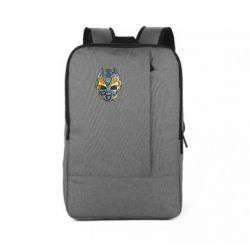 Рюкзак для ноутбука Робот bumblebee