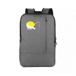 Рюкзак для ноутбука Рыбак - FatLine