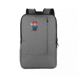 Рюкзак для ноутбука Супер Марио - FatLine