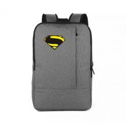 Рюкзак для ноутбука Superman Человек из стали - FatLine