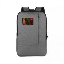 Рюкзак для ноутбука Трио Сверхъестественное - FatLine
