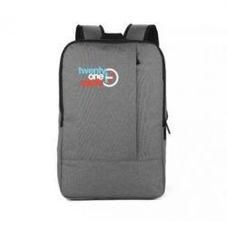 Рюкзак для ноутбука Twenty One Pilots Logo