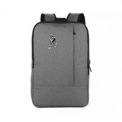 Рюкзак для ноутбука Ukraine Hooligans - FatLine