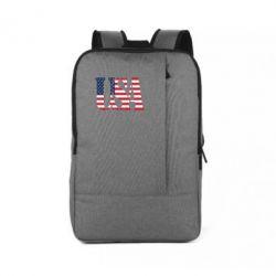 Рюкзак для ноутбука USA - FatLine