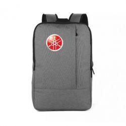 Рюкзак для ноутбука Yamaha Logo 3D - FatLine