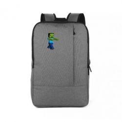 Рюкзак для ноутбука Зомби Minecraft - FatLine