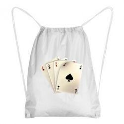 Рюкзак-мешок 4 cards - FatLine