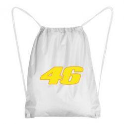 Рюкзак-мешок 46 Valentino Rossi - FatLine