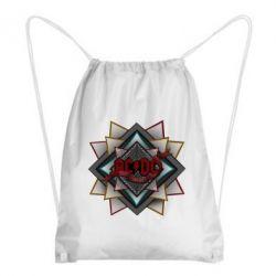 Рюкзак-мешок AC/DC Art Logo - FatLine