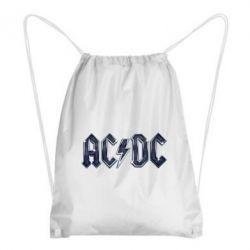 Рюкзак-мешок AC/DC Logo - FatLine