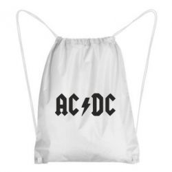 Рюкзак-мешок AC DC - FatLine