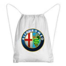 Рюкзак-мешок ALFA ROMEO - FatLine