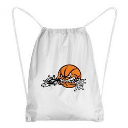 Рюкзак-мешок Angry ball - FatLine