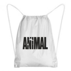 Рюкзак-мешок Animal Logo - FatLine