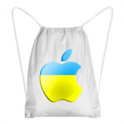 Рюкзак-мешок Apple Ukraine - FatLine