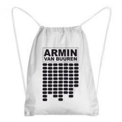 Рюкзак-мешок Armin Van Buuren Trance