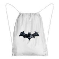 Рюкзак-мешок Batman Arkham Asylum - FatLine