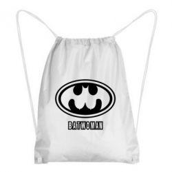 Рюкзак-мешок Batwoman - FatLine