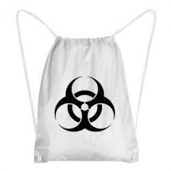 Рюкзак-мешок biohazard - FatLine