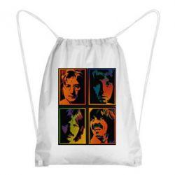 Рюкзак-мешок Битлы - FatLine