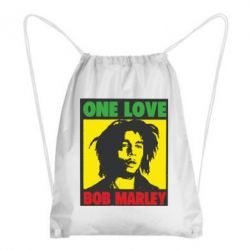 Рюкзак-мешок Bob Marley One Love - FatLine