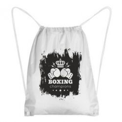 Рюкзак-мешок Boxing Vintage - FatLine