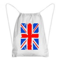 Купить Рюкзак-мешок Британский флаг, FatLine