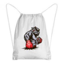 Рюкзак-мешок Bulldog MMA - FatLine