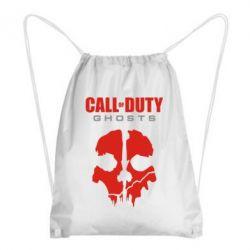Рюкзак-мішок Call of Duty Ghosts